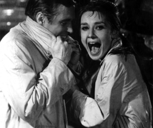 audrey, Breakfast at Tiffany's, and classic image