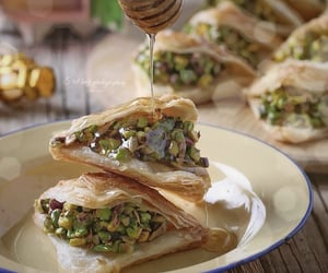 arabian, baklava, and sweets image
