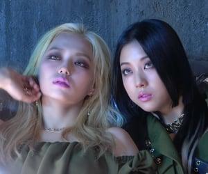 yeeun & seungyeon