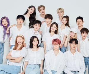 girlgroup, b1a4, and onf image