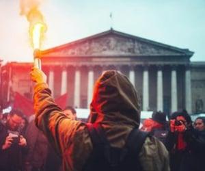 fire, rebellion, and revolution image