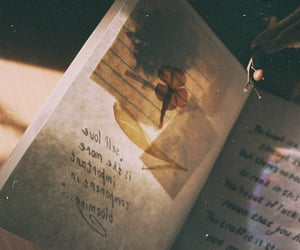 article, novel, and writing image