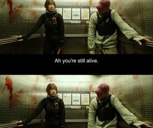 alive, korean, and movie image