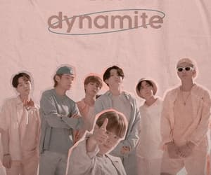 dynamite, kpop, and wallpaper image