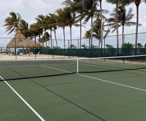 aesthetic, archive, and tennis court image