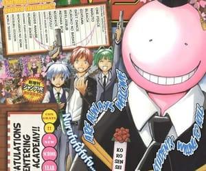 anime, anime cover, and anime magazine image