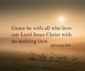 bible study, christian, and God is Love image