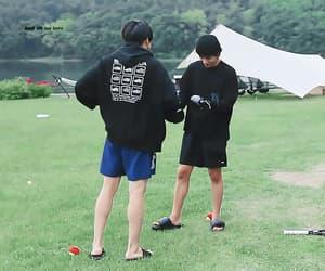 bts, namjoon, and jungkook image