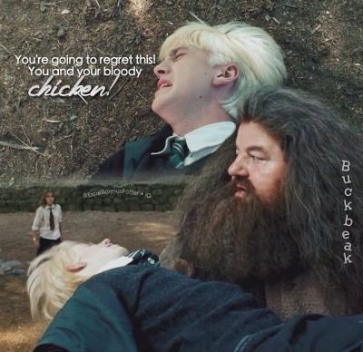potter, harry, and malfoy image
