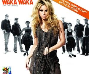 anthem, waka waka, and 🎼 image