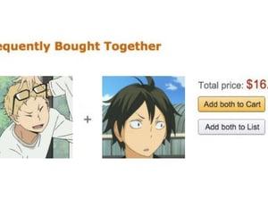 anime, edit, and tsukishima image
