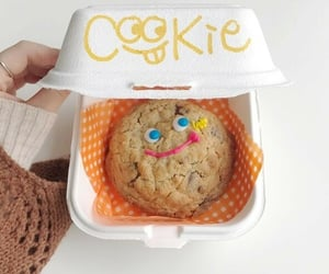 cookie, طعام, and Cookies image