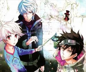 anime, karneval, and gareki image