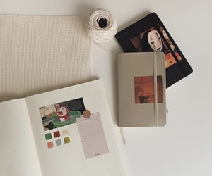 journal, ghibli, and book image
