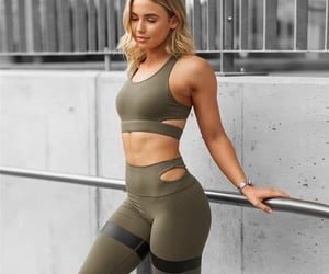 fat burn, fitness motivation, and gym image
