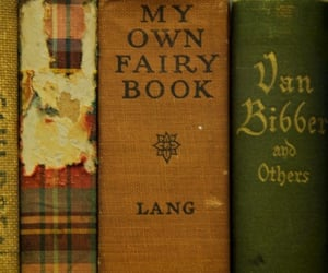 book, fairy, and old image
