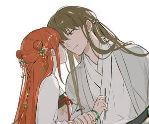 kagura, okikagu, and anime image