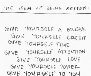 inspiration, motivation, and self image