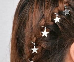 estrellas, belleza, and hair image