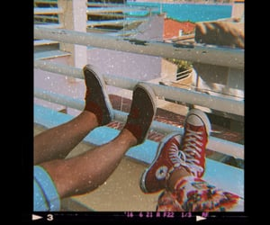 aesthetic, beach, and vintage image