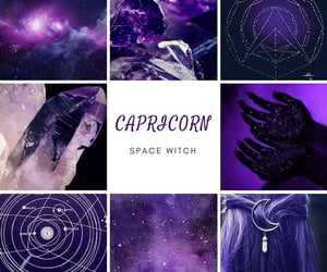 aesthetic, december, and purple image
