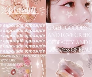 aesthetic, goddess of love, and aphrodite image
