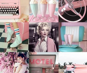 1950's, edit, and au image
