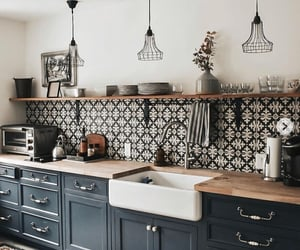 kitchen and decoration image