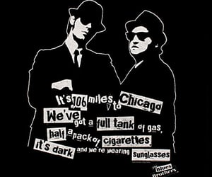 JAKe, elwood, and the blues brothers image