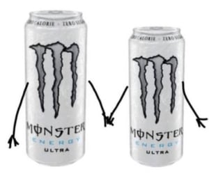 meme and monster image