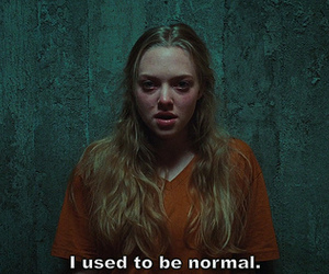 normal, jennifer's body, and amanda seyfried image