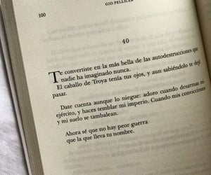 book, quotes, and frases en español image