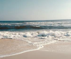 ocean, ocean beach, and ocean view image