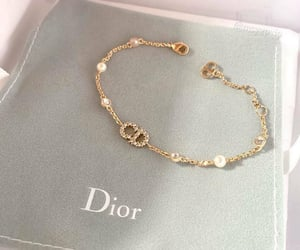bracelet, Christian Dior, and jewelry image
