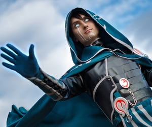 cosplay, planeswalker, and Magic The Gathering image