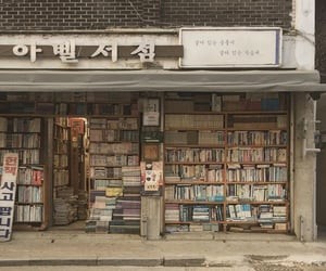 aesthetic, book, and korea image