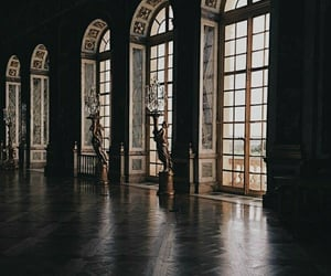 aesthetic, dark, and royal image