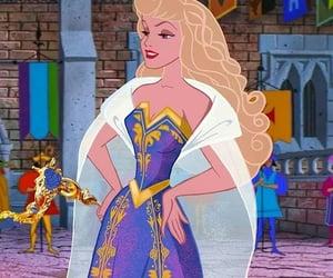 arte, princesa, and aurora image