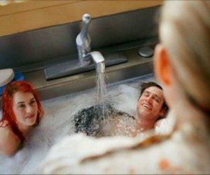 eternal sunshine of the spotless mind and jim carrey image