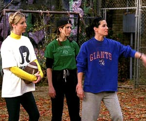 gif, friends, and monica geller image