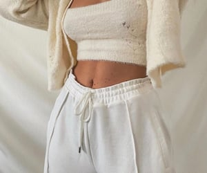 casual, outfit, and joggers image