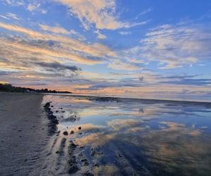 latvia, sea, and bless image
