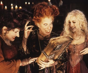 hocus pocus, Halloween, and witch image