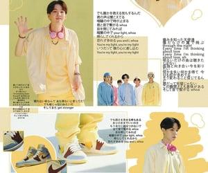 magazine, yoongi, and bts image