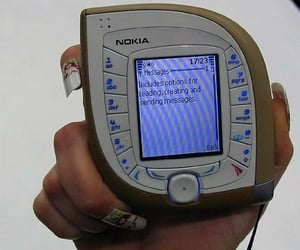 aesthetic, nokia, and kpop image