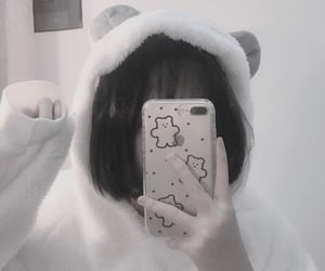 aesthetic, asian, and cute image