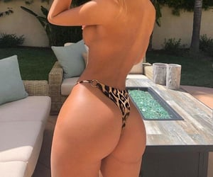 ass, fit, and nsfw image