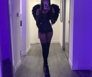 madison beer, costume, and Halloween image