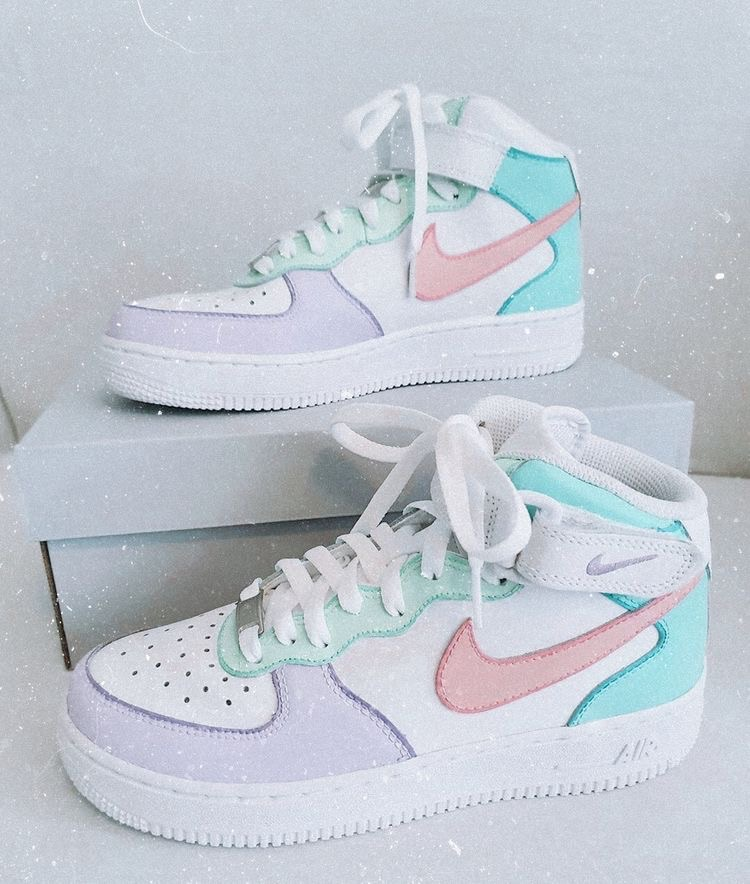 sneakers, airforce, and nike image