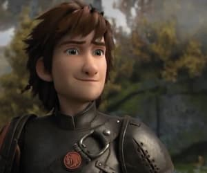 handsome, movie, and hiccup image
